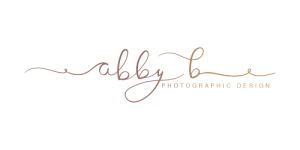 Abby B Photograpic Design, Site Logo